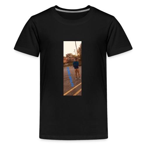 Yvng.wolfe Street Pic 2 - Kids' Premium T-Shirt
