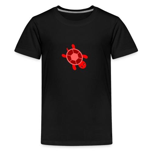 CrazyLittleRedTurtle! - Kids' Premium T-Shirt