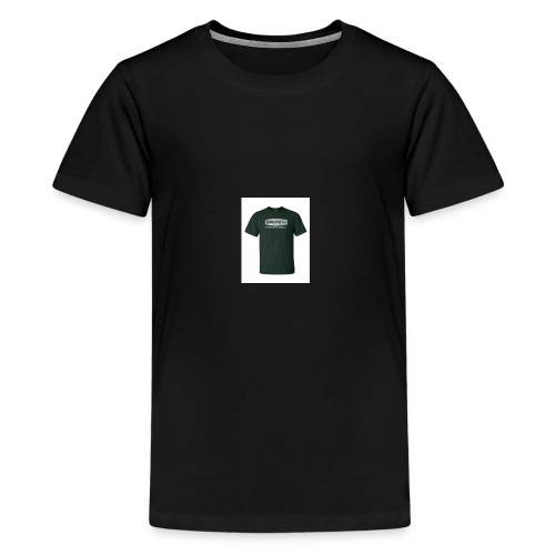 Black T Shirt - Kids' Premium T-Shirt