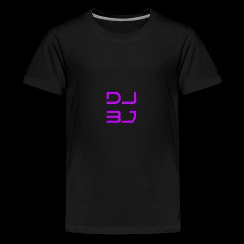 DJ BJ - Kids' Premium T-Shirt