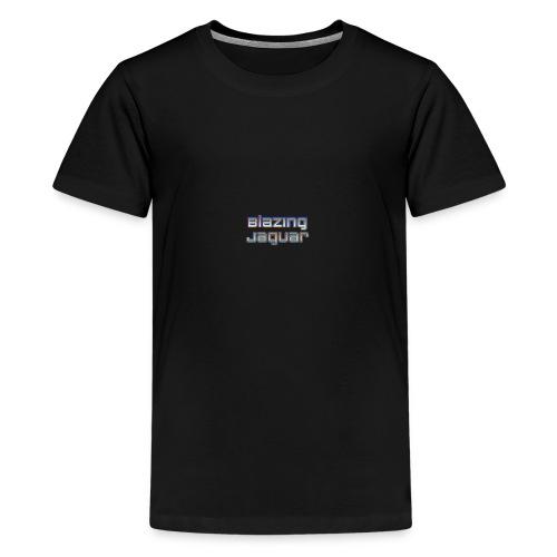 BlazingJaguar - Kids' Premium T-Shirt