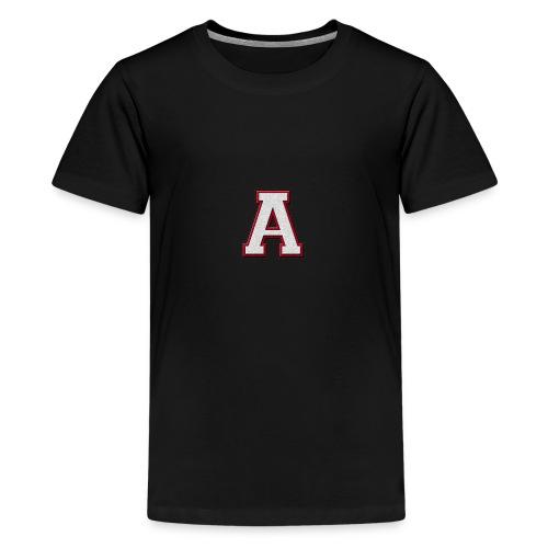 A long Sleve - Kids' Premium T-Shirt