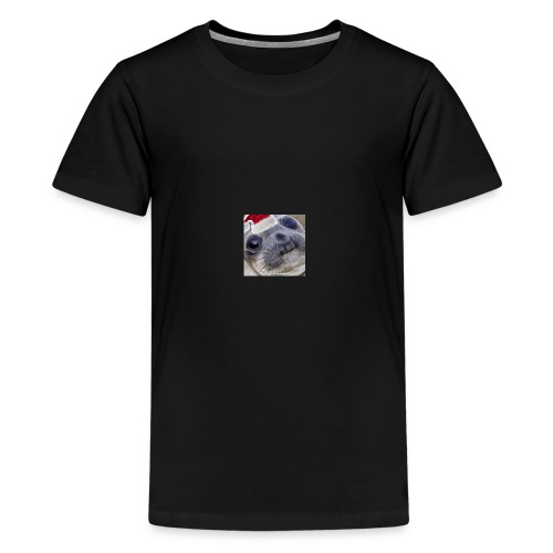 Christmas Seal - Kids' Premium T-Shirt