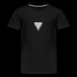 Body & Spirit (Down) (Tri) - Kids' Premium T-Shirt