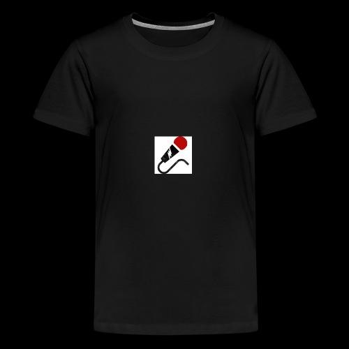broken mic comedy - Kids' Premium T-Shirt