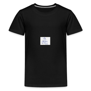 danh-ngon-tieng-anh-ve-cuoc-song-1 - Kids' Premium T-Shirt