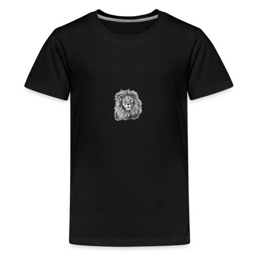 Be A Lion - Kids' Premium T-Shirt