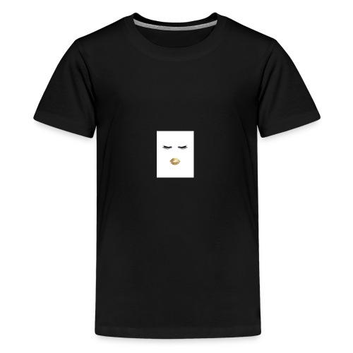 Pucker face - Kids' Premium T-Shirt
