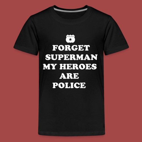 support police - Kids' Premium T-Shirt