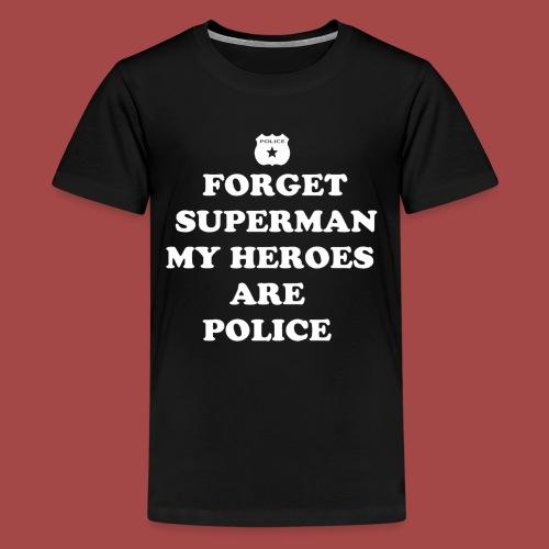 support police - Kids' Premium T-Shirt