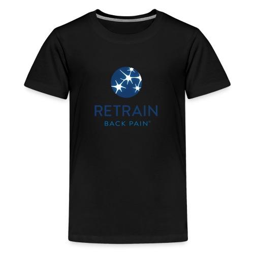 RBP Full Logo color - Kids' Premium T-Shirt