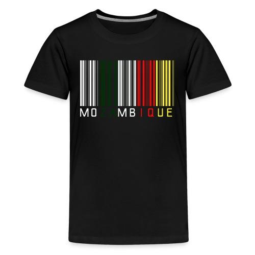 Barcode mozambique - Kids' Premium T-Shirt