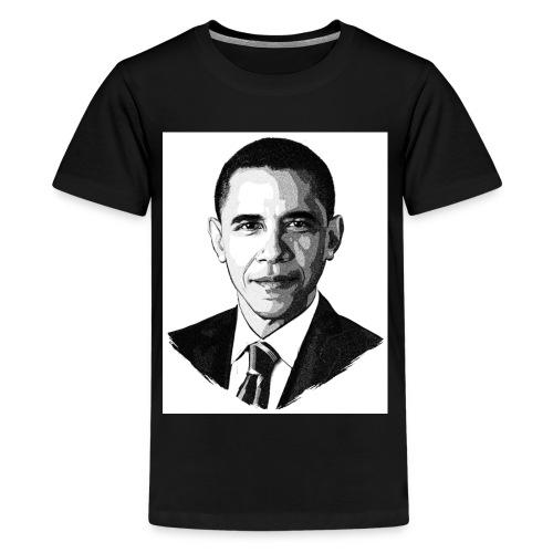 Cool Obama T-shirt - Kids' Premium T-Shirt