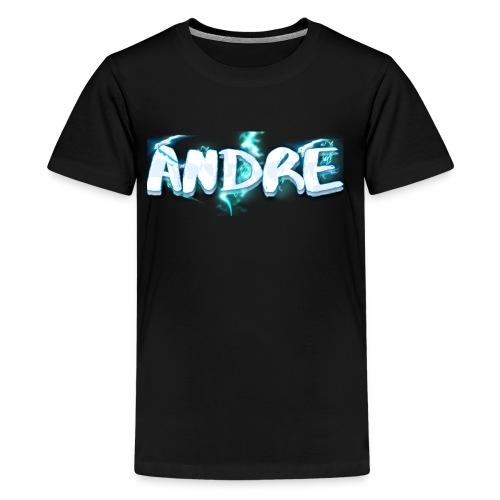 Lightning Andre Quevedo - Kids' Premium T-Shirt