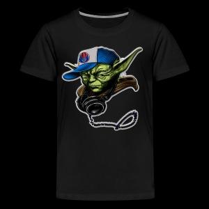 dj yoda - Kids' Premium T-Shirt