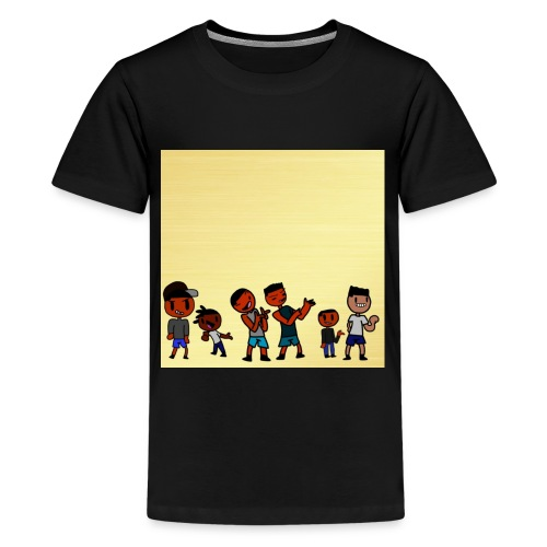 J squad golden legacy - Kids' Premium T-Shirt