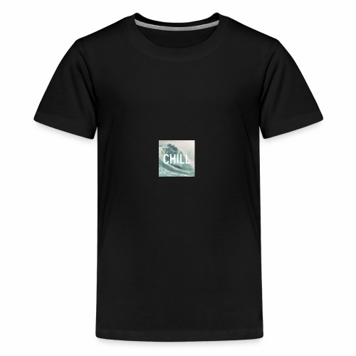 Chill Wave - Kids' Premium T-Shirt