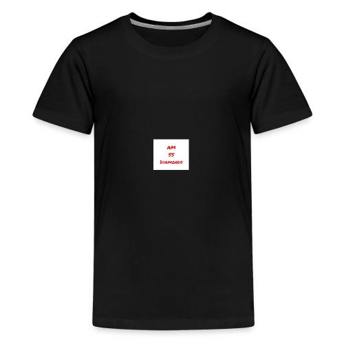 AD hoodie 2. - Kids' Premium T-Shirt