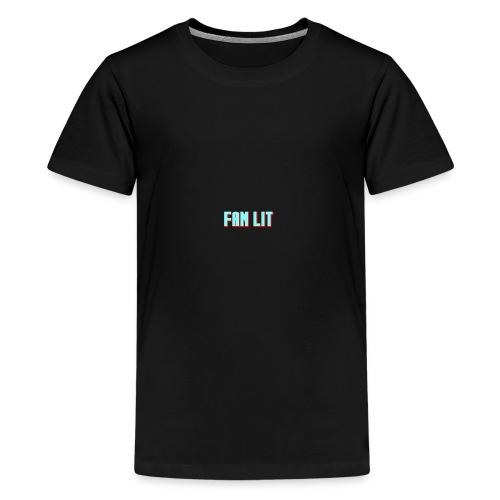 Fam Lit - Kids' Premium T-Shirt