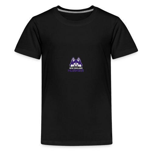 Huskies Logo #2 - Kids' Premium T-Shirt