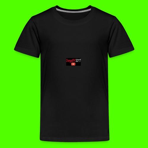 ChargedTNT 2017 - Kids' Premium T-Shirt