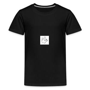 cc09bd86d22c5e7f1e4ce4758e563d27 simple tattoos f - Kids' Premium T-Shirt