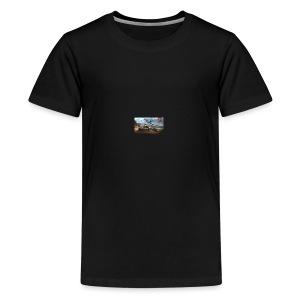 bandana of war - Kids' Premium T-Shirt