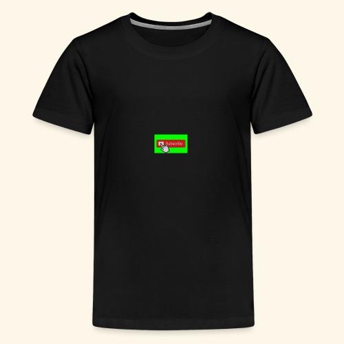 SUSCRIBE MERCH - Kids' Premium T-Shirt
