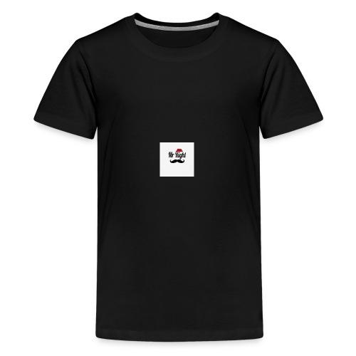 mr right Fuat - Kids' Premium T-Shirt