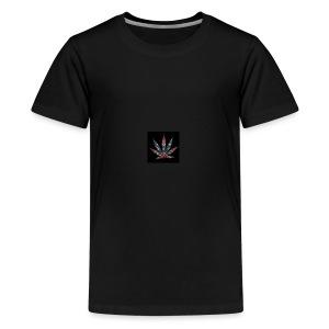Rebel leaf - Kids' Premium T-Shirt