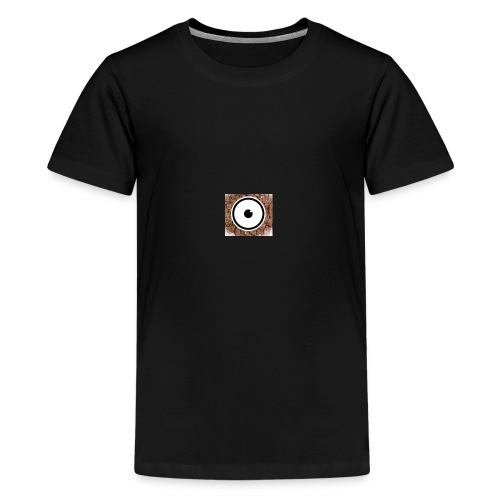 Ding_Dong Blog Design - Kids' Premium T-Shirt