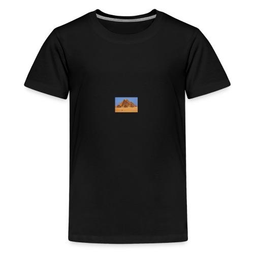 pyramid - Kids' Premium T-Shirt