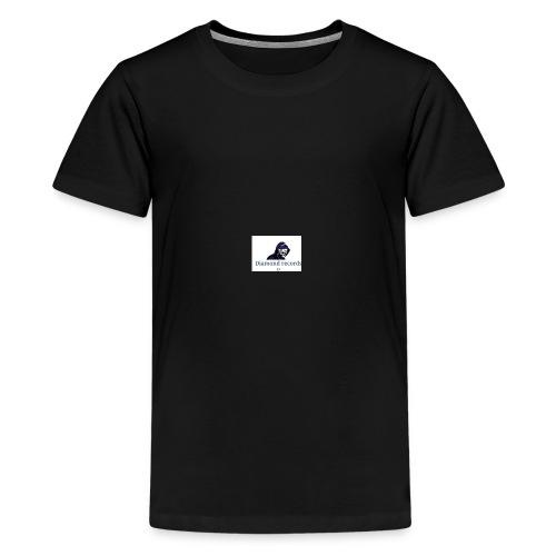 diamond records - Kids' Premium T-Shirt