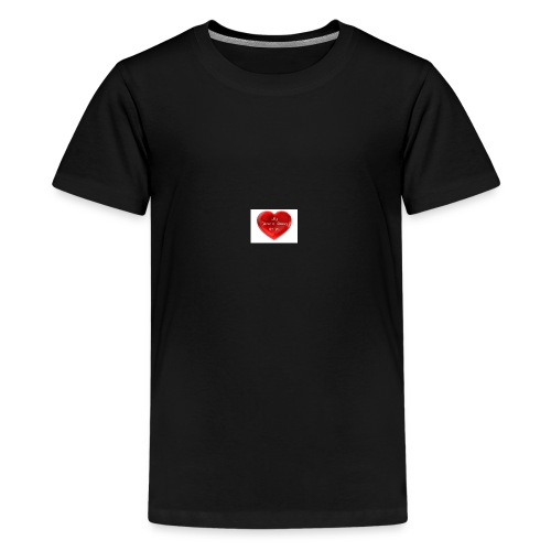 My heart is beating for you - Kids' Premium T-Shirt