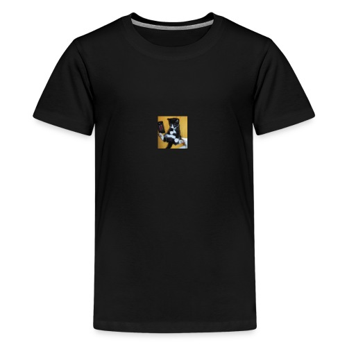 cupcakekitty - Kids' Premium T-Shirt