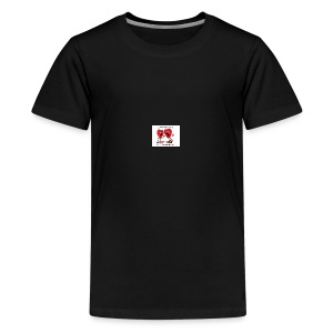 love heart talk - Kids' Premium T-Shirt