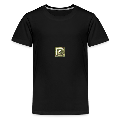 Palm Brand Camo - Kids' Premium T-Shirt