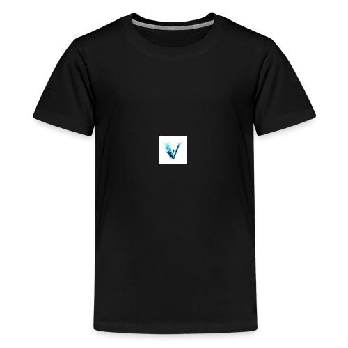 V - Kids' Premium T-Shirt