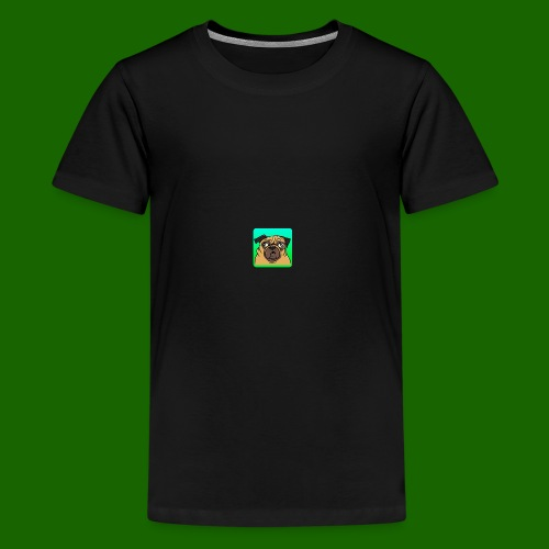 TheBratPug TEAM PLAYER - Kids' Premium T-Shirt
