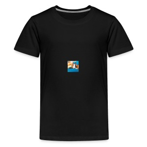 6068831f291afc86bf77f0ce407f4e04 - Kids' Premium T-Shirt