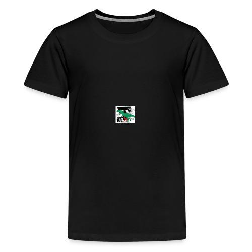 Rexy - Kids' Premium T-Shirt