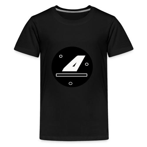 AntGamez Galaxy Logo - Kids' Premium T-Shirt