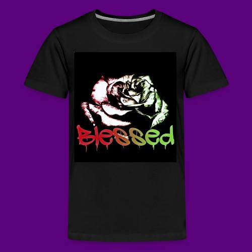 Blessed - Kids' Premium T-Shirt
