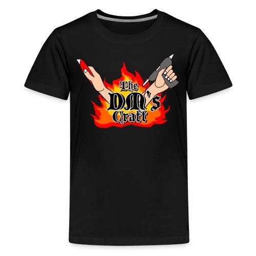 The DM's Craft - Kids' Premium T-Shirt
