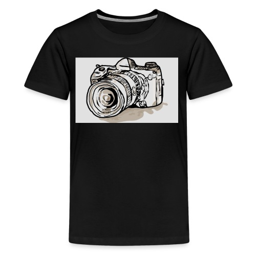 I VLOG Bro - Kids' Premium T-Shirt