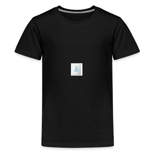 Coffee feels me - Kids' Premium T-Shirt