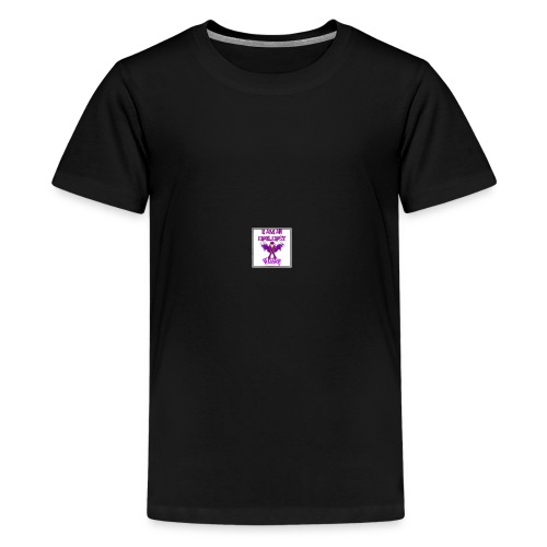 Epilepsy warrior - Kids' Premium T-Shirt