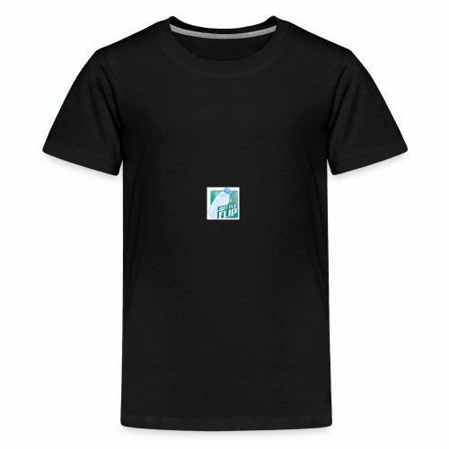 bottle flip merch - Kids' Premium T-Shirt