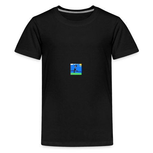 Epic Small Drawing - Kids' Premium T-Shirt