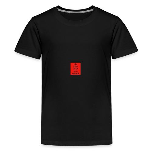 Jarel Martinez - Kids' Premium T-Shirt